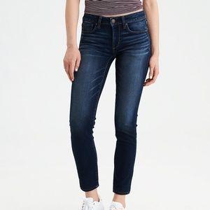 Super Soft Skinny Jeans - 0 Short